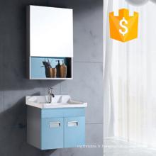Vente chaude vanité de salle de bain pas cher