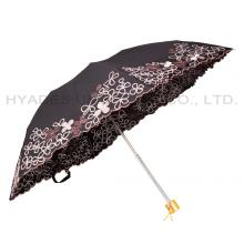 Embroidery Design 3 Folding Umbrella Japanese Style