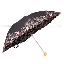 Embroidery Design 3 Folding Umbrella Japanese Style