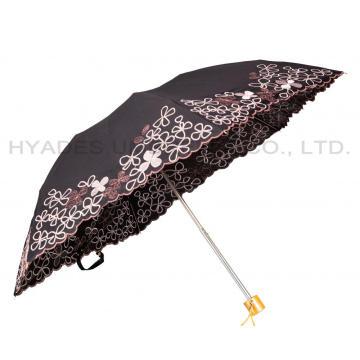 Modèle de broderie 3 parapluie pliant de style japonais
