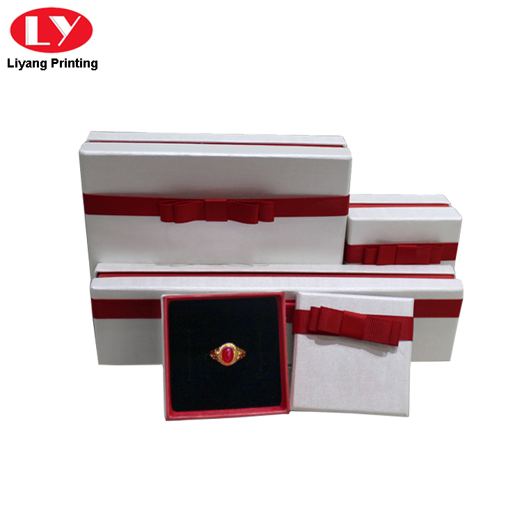 Jewellery Suits Paper Packaging Box