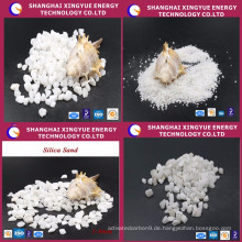 heißer verkauf iso 9001 quarzsand für wasserfilter