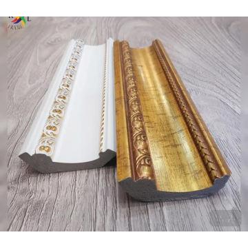 Wholesale moldes de fabricantes de cornija de plástico de teto