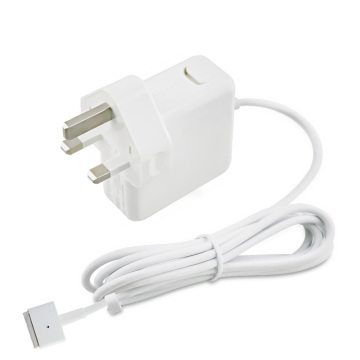60W Apple Magsafe 2 Tip UKプラグ