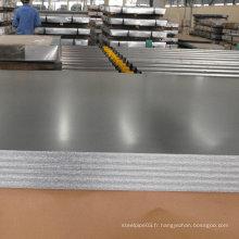 ASTM304 Matériau plaque en acier inoxydable pour automobile