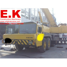 120ton Grue de camion d'origine allemande Faun d'occasion (HK120)