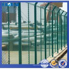 Sistema de cerca de alambre personalizado / cerca de malla de alambre de las olas