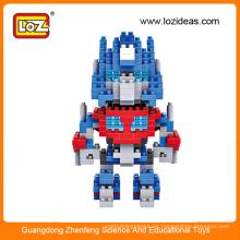 Loz juguete dimond bloque de plástico