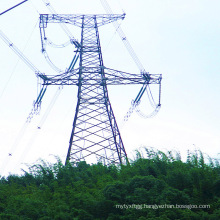 220kV Angular Steel Power Transmission Tower