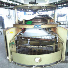 4 Sets Used 34 Inch Longbao Single Jersey Knittin Machine