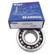 Convient pour les machines lourdes roulement de moteur koyo 6202 roulement à billes
