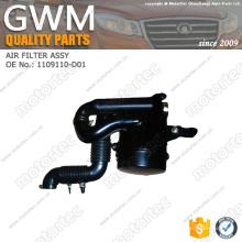 Filtre à air de pièces de rechange OE GWM 1109110-D01