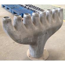 Sandguss CNC-Bearbeitung Ersatzteile