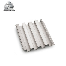 white color waterproof aluminum pool decking