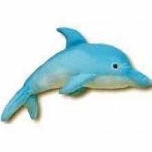 ICTI Audited Fábrica delfín juguete suave