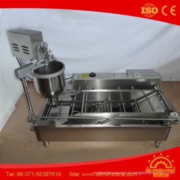 T101 Top Quality CE Certificado De Aço Inoxidável Donut Que Faz A Máquina
