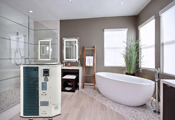 Sun Power Solar Water Heater