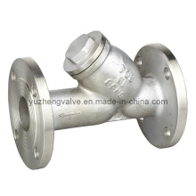 Stainless Steel ANSI Flanged Y Strainer