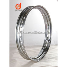 New type steel wheels rims chrome finish for harley scooter