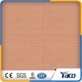 copper wire mesh, copper chicken wire mesh, Copper Wire Fabric Plain Woven Wire Mesh