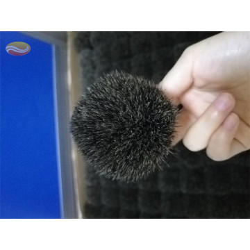 Black Badger Hair Shaving Brush Knot