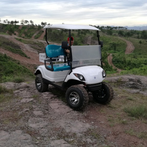 new yamaha gas golf carts for sale