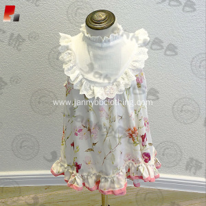 2d35e52d4f7 2018 baby girl party dress children frocks designs boutique clothing ...
