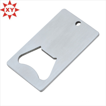 Silver Plating Credit Card Bottle Opener (XY-mxl91704)