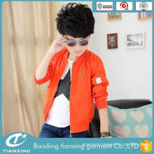 2016 Children clothing comfortable jackets for kids sale