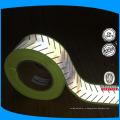 2 '' ширина индивидуальная резная отражающая лента для переноса тепла