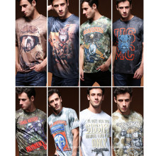 Outdoor Sports Military Tactical Python Camo T-Shirt