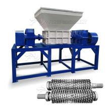 Low price copper wire recycling machine/fabric waste shredder machine