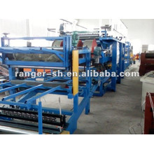 EPS Sandwich Sheet Production Line