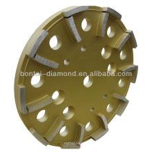 250mm Diamantschalenrad für Beton