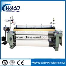 Máquina de telar de chorro de agua de tejido industrial para tela