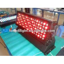 ultra bright high power DMX LED bar wall washer 108*3w