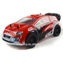 Coches eléctricos de RC 2.4GHz 4WD off road 1/16 escala RC Rally de vrx racing