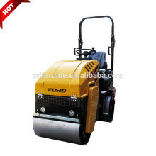 New model double drum hydraulic vibratory mini road roller New model double drum hydraulic vibratory mini road roller