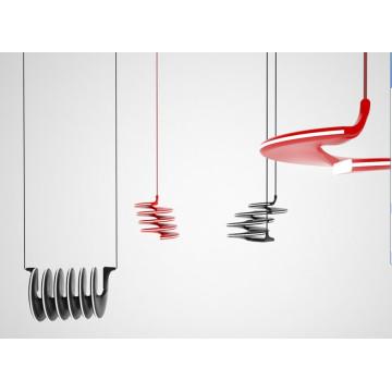 Manufacturer of Plastic Modern LED Pendant Lamps (3004S6-LED)