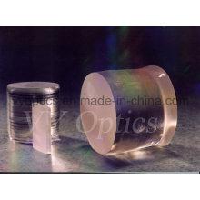 Lente de oblea Linbo3 de cristal óptico de niobio (LN) de 4 pulgadas