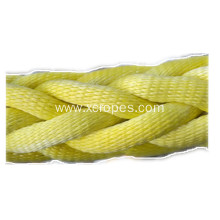 China for Uhmwpe Winch Rope Mooring Rope UHMWPE Rope 12 Strands export to Guatemala Manufacturers