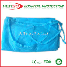 Henso PP Nonwoven Isolation Gown