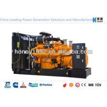 45kW-1600kW Gas Natural / generador de gas Bio