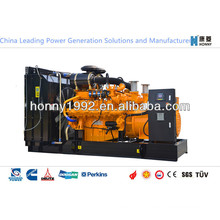 1500RPM Silent Electric Generators 350 kW Gas