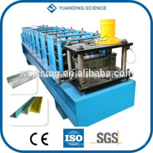 YTSING-YD-4558 Pass CE & ISO Automatic L U Steel Frame Roll Forming Machine