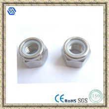 Nylon Insert Lock Nut Plating Nut Nylon Lock Nuts