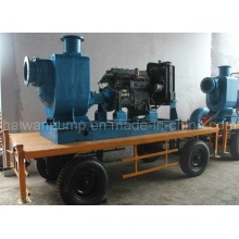 Engine Driven Centrifugal Water Pump for Farm Irrigation