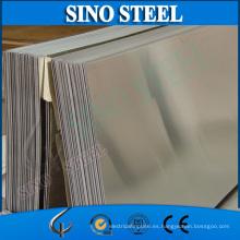 Placa de material de aluminio de 815 mm de espesor de 0,15 mm a 1 mm