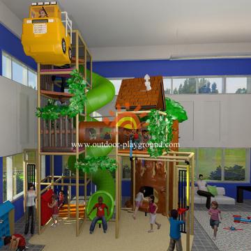 Тематическая игровая площадка для детей Toddler Forest на продажу