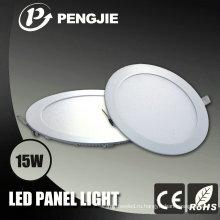 CE/Сид RoHS 3-24w круглый потолок вел свет панели для крытого (PJ4030)